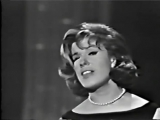 Vikki Carr - The Surrey With The Fringe On Top (from 'Oklahoma') - Hollywood Palace, 07.03.1964
