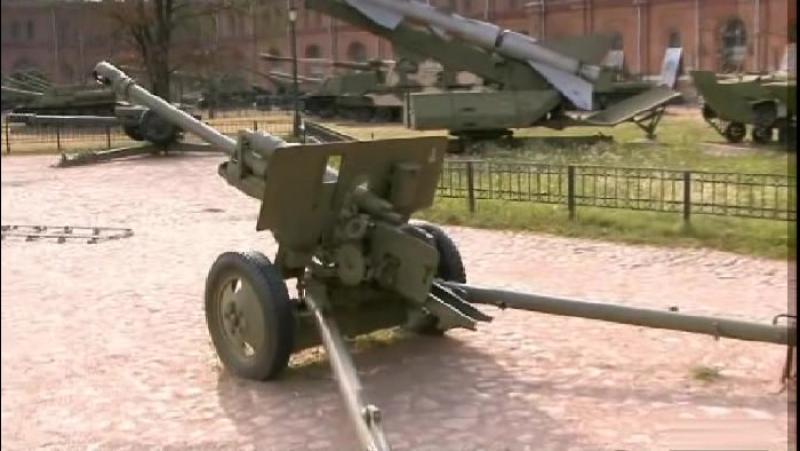 фильм 36 Оружие победы Дивизионная пушка ЗИС 3 2010