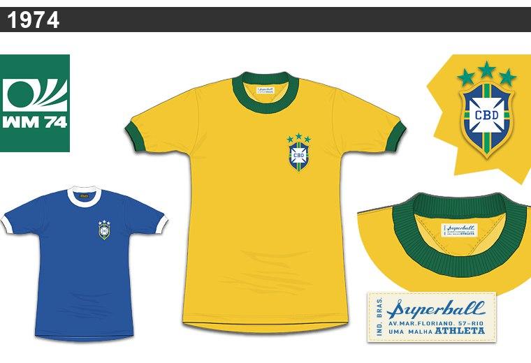 camisa 1974