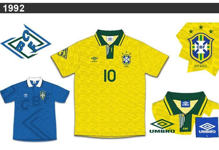 camisa 1992