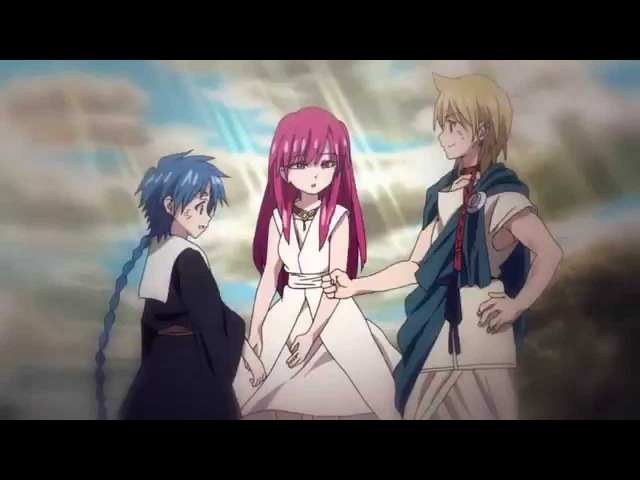 [Magi AMV] Don't Look Down