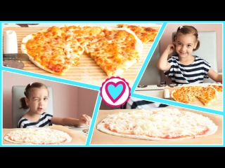 Рецепт #1 Пицца Маргарита. Рецепт лучшего теста для пиццы + само приготовление пиццы