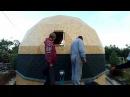 Партенит день 9 часть 2 Установка мансардного окна Velux