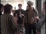 Johnny Depp and Vanessa Paradis at 2009 with bass  John Bentley