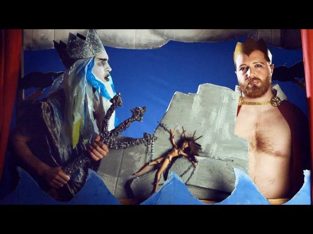 Down I Go - Poseidon (Music Video)