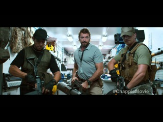 CHAPPIE Movie - NOW PLAYING!