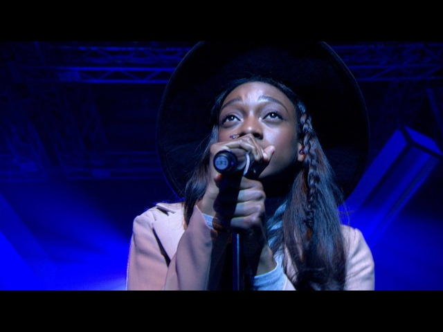 Little Simz Wings Later with Jools Holland BBC Two
