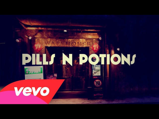 Nicki Minaj Pills N Potions Lyric Video
