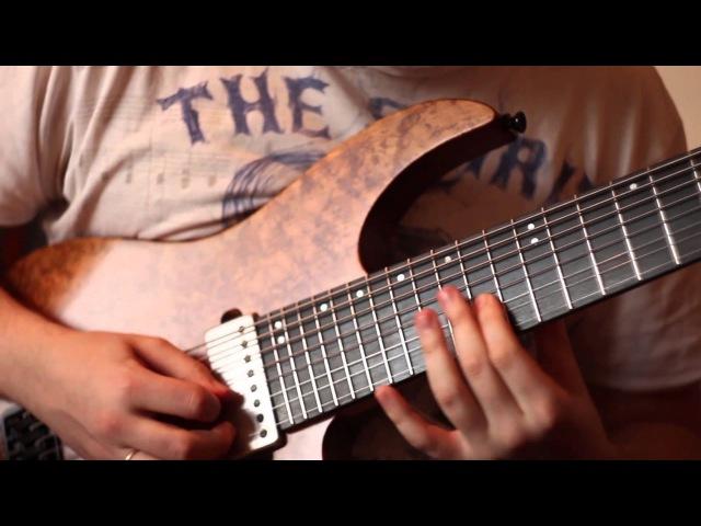 02 HeadBreak Licks - Guthrie Govan Picking