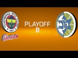Playoffs Preview: Fenerbahce Ulker Istanbul-Maccabi Electra Tel Aviv