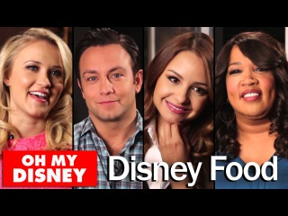 Young and Hungry for Disney Food | Oh My Disney