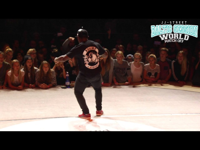 Kid Tight Eyez Judge solo | JJ-Street Batlic Session 2015