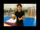 Jackie Chan Stunt Demonstration