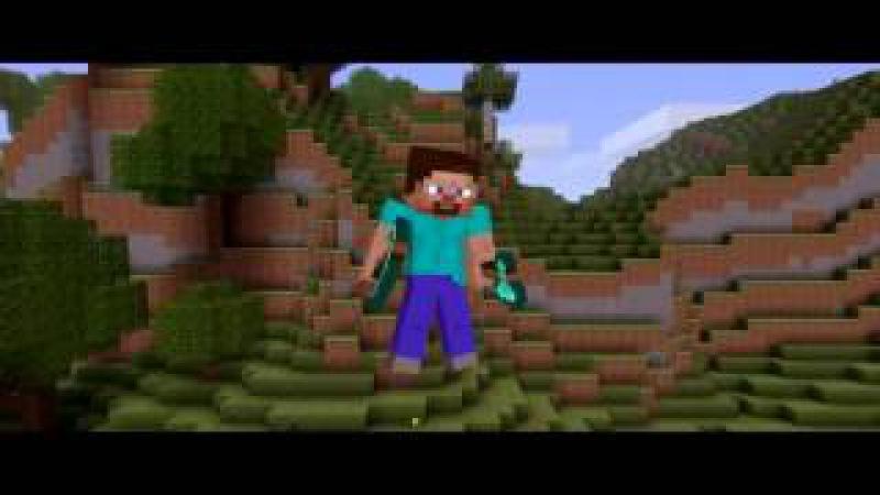 ПЕСНЯ ДИНАМИТ (TNT) НА РУССКОМ/TNT- A Minecraft Song