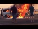 Ужасная авария  под Краснодаром