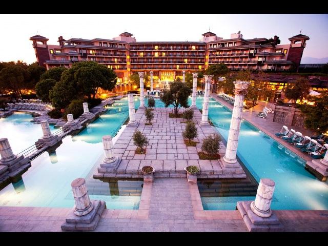 Xanadu Resort Hotel 5*, Белек, Турция (отель Ксанаду Резорт 5*) Romantic Travel