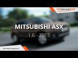 Обзор ГБО на Mitsubishi ASX 1.6 - Landi Renzo (ГАЗ на Митсубиси АСХ) VIPserviceGAS Харьков