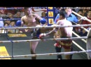 Muay Thai Fight Songkom vs Jompichit Rajadamnern Stadium Bangkok 12th February 2015
