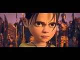 Савва. Серце воїна. Офіційний український трейлер (2015) HD