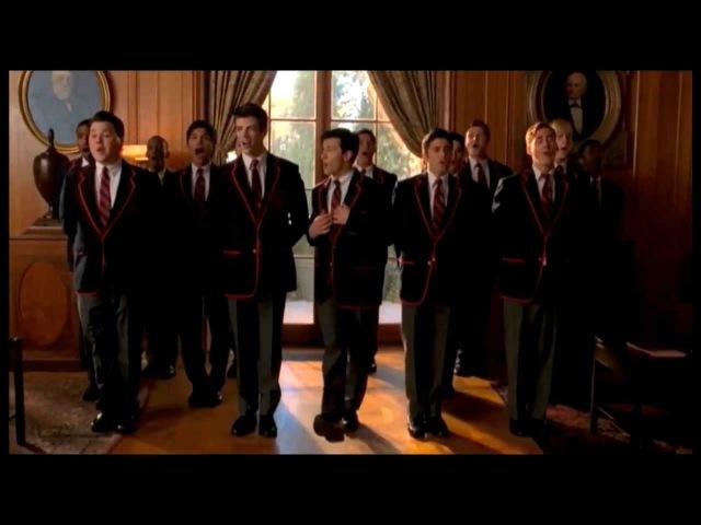 Curt Mega as Nick sings Uptown Girl- Glee on Fox