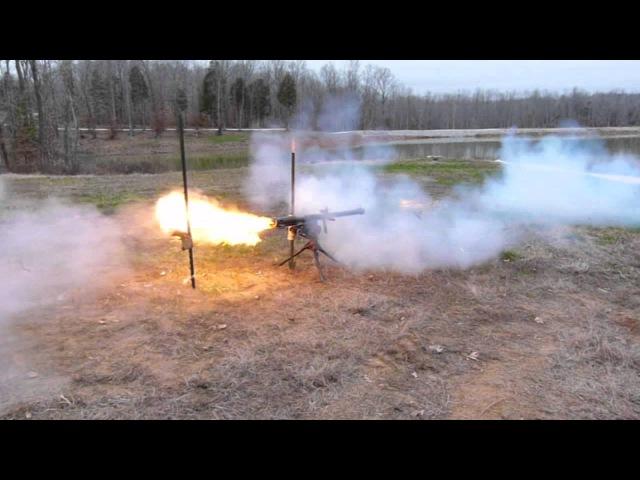 M18 57mm Recoilless Rifle Test firing