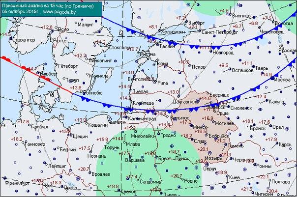 Q Микрокольцевая Карта Погоды Часть 2-киев