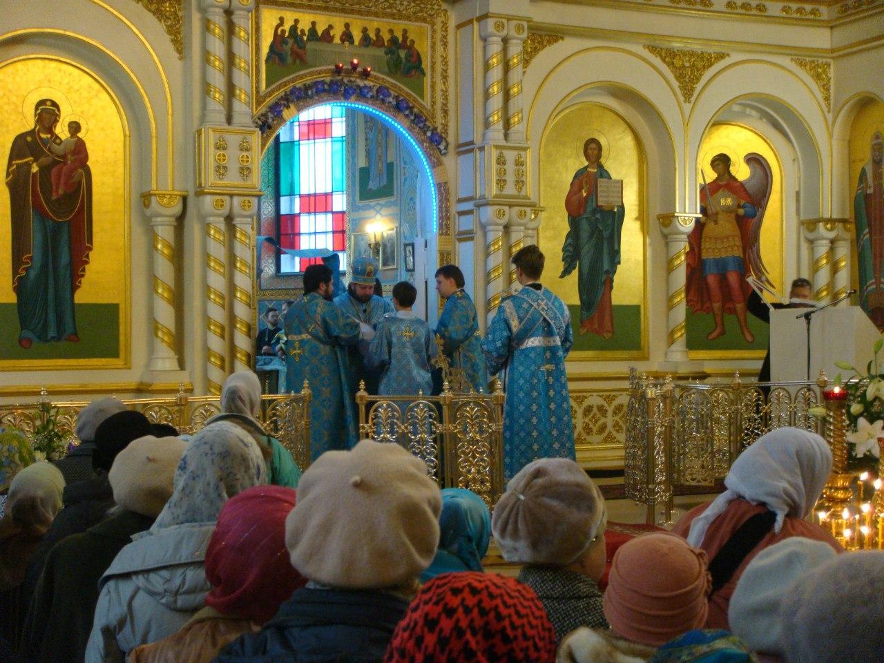 100-летие Гатчинского собора