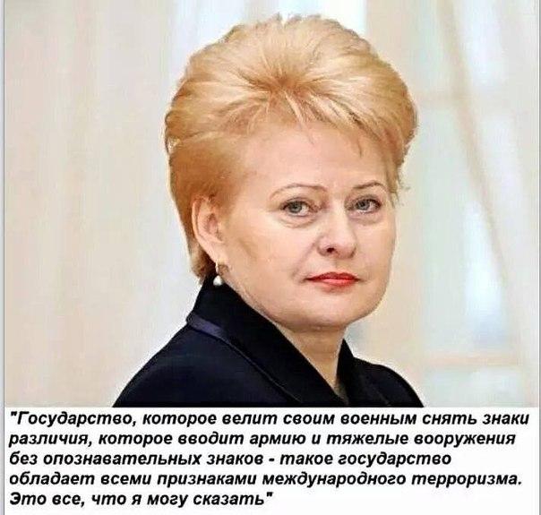 Россией руководит психопатическая власть. С ней нельзя вести политику задабривания, а надо готовиться к обороне, - экс-президент Латвии - Цензор.НЕТ 7906
