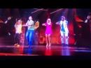 Мигель,Бузова и Егор Дружинин танцуют