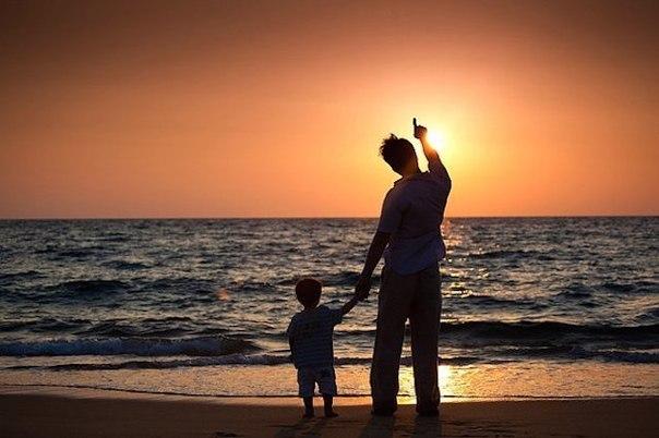 Момент, ради которого живут все отцы на свете - до слез...