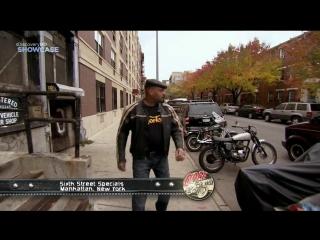 Discovery: Гоночный мотоцикл/Cafe Racer 3 сезон 5 серия