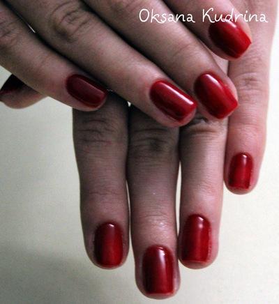 Оксана Кудрина