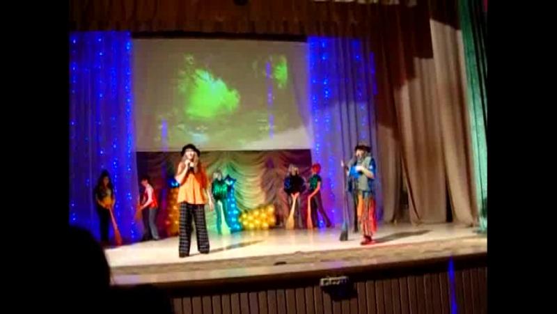 Мюзикл Книга сказок 2015 г РДК с Бичура Бурятия Детская вокальная студия Веснушки