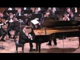 В. А. Моцарт. Концерт № 24 для фортепиано с оркестром до минор, К. 491 Люка Дебарг