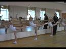 Урок классического танца для детей 7-12 лет