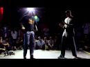 BCN TOP STYLES VOL. 6 / Final Popping / Prince vs Nelson