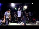 BCN TOP STYLES VOL.6 / 8vos Hip Hop / Marvin vs Adnan vs Oulouy