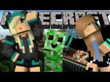 ЩА ОГРЕБУТ С ПОДЗЕМЕЛЬЯ | Minecraft: QuakeСraft