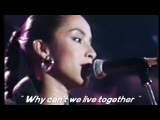 Sade - Why can't we live Together - Montreux Jazz Festival ( 1984 )