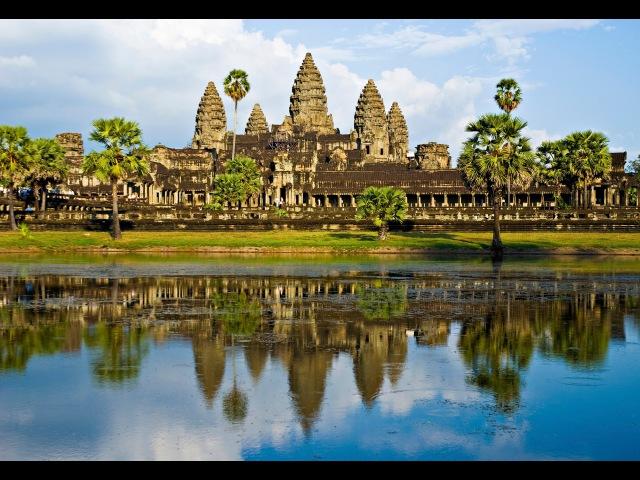 Суперсооружения древности Ангкор Ват National Geographic HD