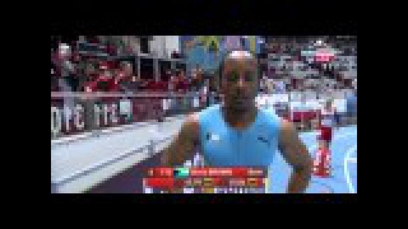 400м - Финал - Мужчины - ЧМ в помещении 2014 - MIR-LA.com