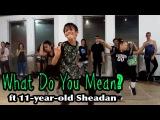 AMAZING 11 YO Boy Dancing to