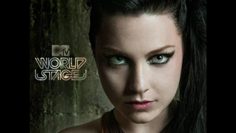 Evanescence - MTV World Stage: Live at Little Rock 2012 (Full Concert)