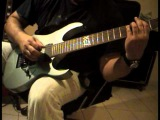 Ibanez K7 Seven string Improvise Test