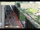 Все о балконах и лоджиях. Остекление, утепление и отделка, крыши и вынос.