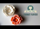 How to make a fondant flower for your cakes How To Cake Decorating Tutorial Simple