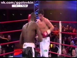 Gennady Golovkin vs Sylvain Gomis