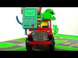 Видео для детей. Бимо строит город 3Д. Моделирование и дополненная реальность
