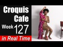 Croquis Cafe: The Artist Model Resource, Week #127
