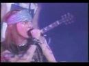 Guns N' Roses - Sweet Child O' Mine - Live At The Ritz 88